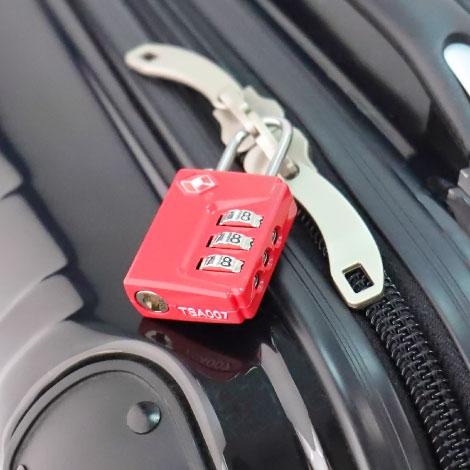 Taiwan TSA Padlocks