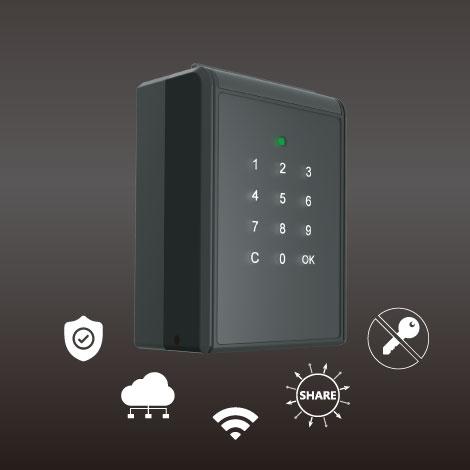 Electronic Lock Boxes