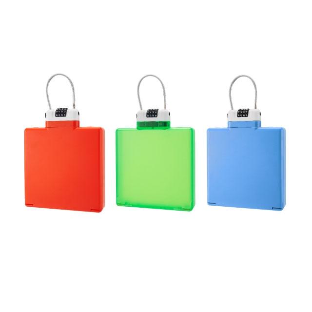 RL0983 Colorful Portable Lock Boxes