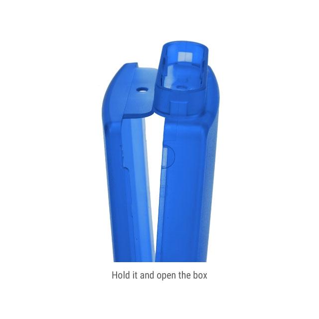 RL0983 Blue Portable Lock Box