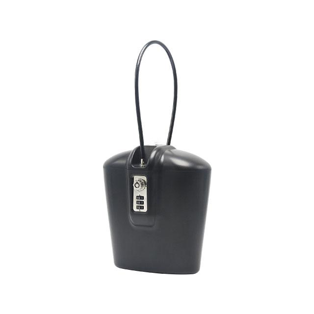 3-Digit Resettable Portable Lock Box | RL0988 Model