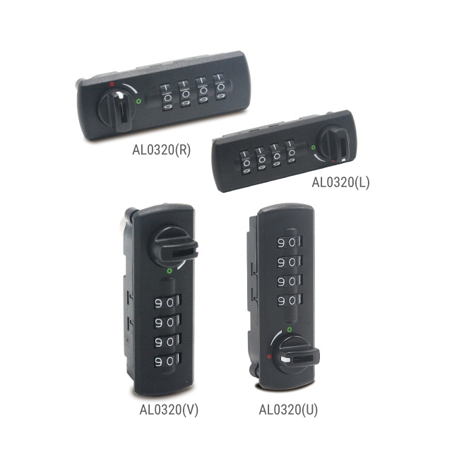 AL0320 Cabinet Door Locks