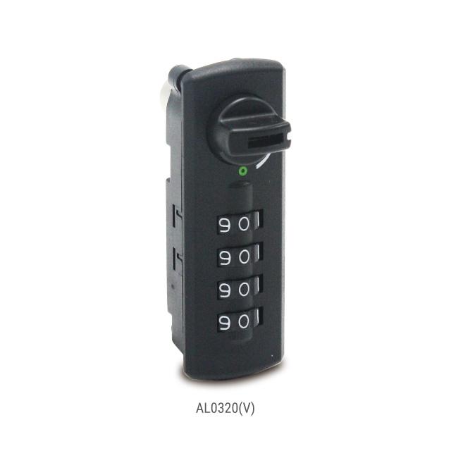 AL0320(V) Tambour Door Lock