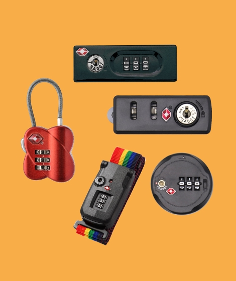 SINOX - TSA Certified Lock