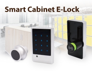 Smart Cabinet E-Lock (OS700X Series)