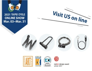 Focus 2021 Taipei Cycle Online Show