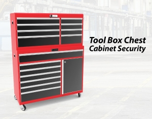 SINOX Cabinet Security - Tool Box Chest