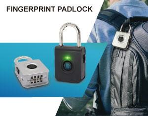 Fingerprint Padlock (PL7001)