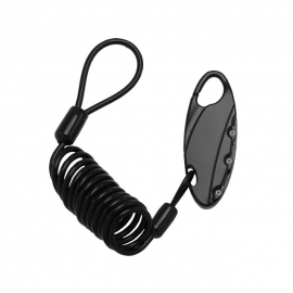 SINOX Coil Cable Lock - PL0679SC