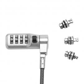 Universal Security Combination Locks for Notebooks   RL0281/RL0282