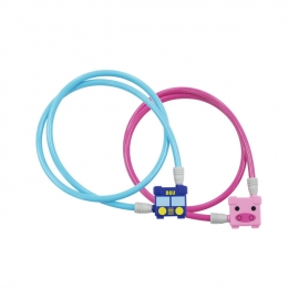 WL0157 Child Bicycle Cable Lock
