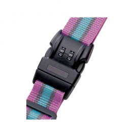 SL0935 Model Luggage Strap with Buckle