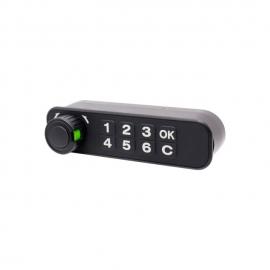 AL7001 Keyless Cabinet Lock - Sinox